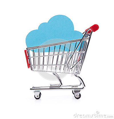 Buy cloud computing service