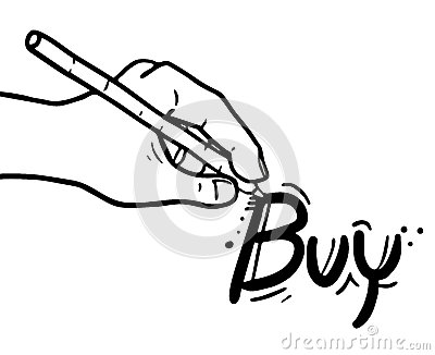 Buy draw message