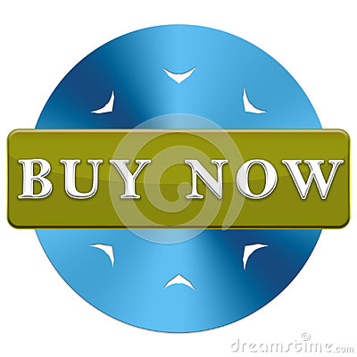 Buy now button Stock Photo