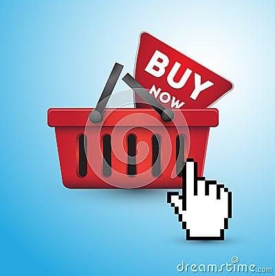 Buy online, buy now