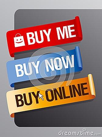 Buy online ribbons.