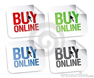 Buy online stickers