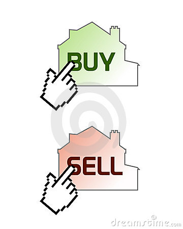 Buy sell on line real estate