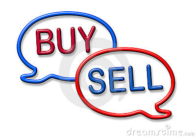 Buy and sell stocks symbol