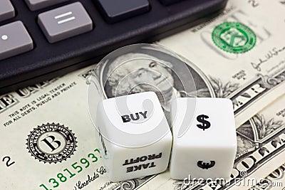 Buy US dollar