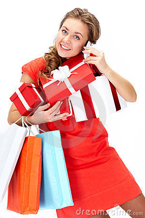 Buying gifts