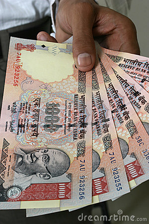 Buying with indian currency