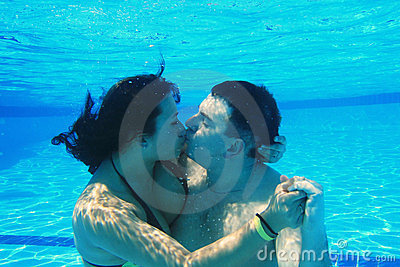 Buziaka underwater