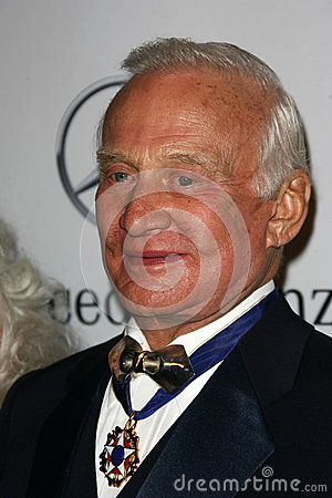 Buzz Aldrin Editorial Photography