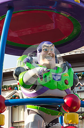 BUZZ LIGHTYEAR Editorial Photo