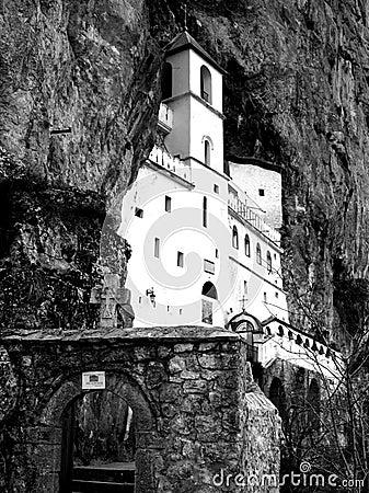 BW Ostrog Monastery