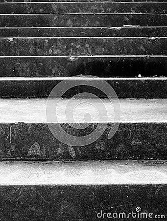 BW Stairways