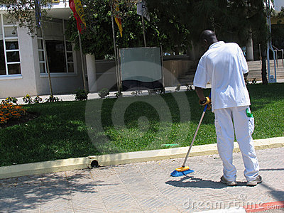BW Street Cleaner