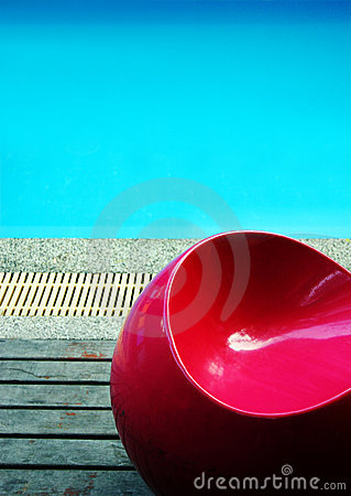 Free By The Pool Royalty Free Stock Images - 2321399