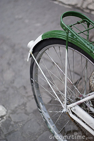 Bycicle s details