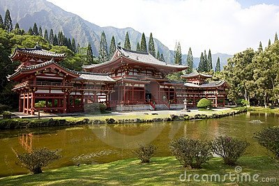 Byodo-In Temple Hawaii