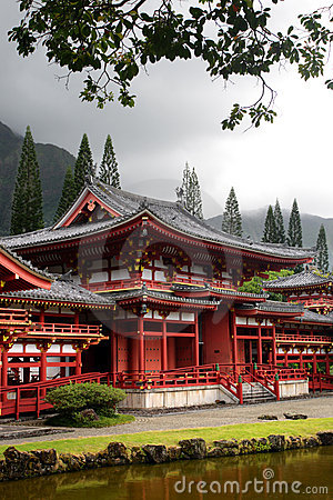 Byodo-In Temple, O aho, Hawaii
