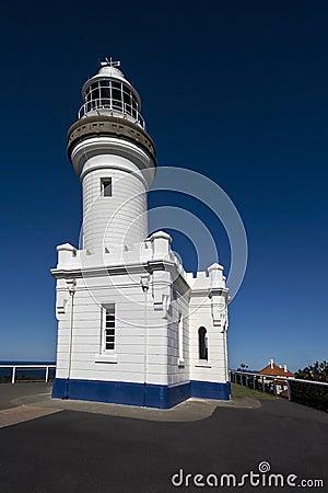 Free Byron Bay Lighthouse Royalty Free Stock Photo - 54658705