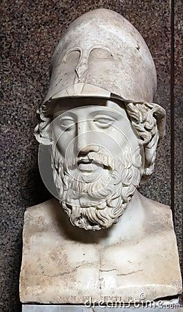 Byst av Pericles
