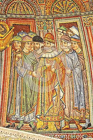 Byzantin mosaics
