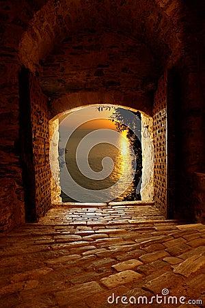 Byzantine door