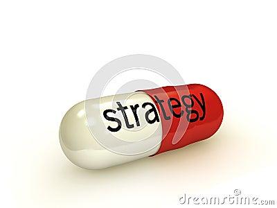 Cápsula f1s de la estrategia
