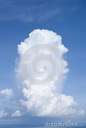 Céu e nuvens