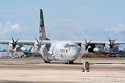 C-130 Hercules Editorial Photo