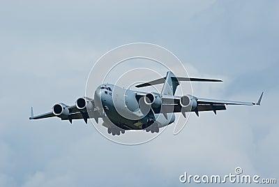 C-17 Editorial Image