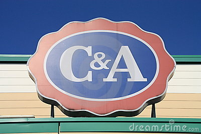 C&A Editorial Stock Photo