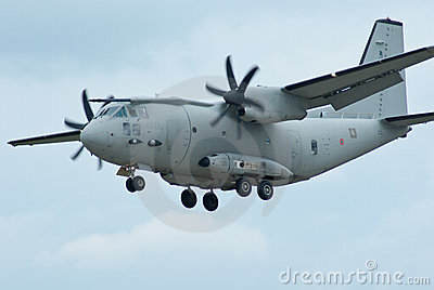 C-27 Editorial Stock Photo