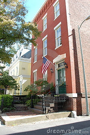 C Street Fellowship House, Washington DC