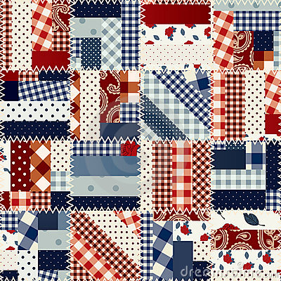 C&W style pattern