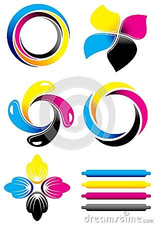 C y m k designs
