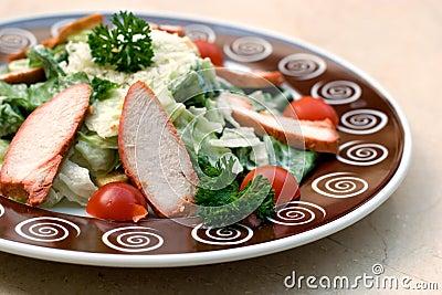 Caasar salad