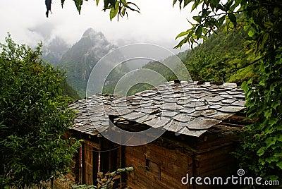 Cabaña de la nacionalidad de Dulong