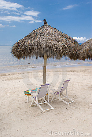 Free Cabanas Stock Photography - 6317912