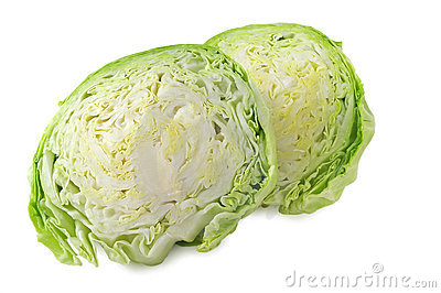 Cabbage (with path)