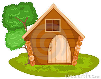 Clip Art Log Cabin Clip Art cabin stock illustrations 7758 vectors clipart dreamstime
