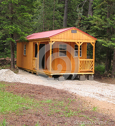 Free Cabin Royalty Free Stock Photography - 42360467