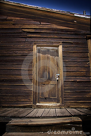 Free Cabin Door Royalty Free Stock Photography - 6218627