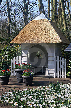 Cabin in the Keukenhof