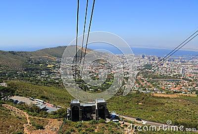 Cabina telefonica della montagna della tabella sudafrica for Noleggio cabina di lusso in montagna in virginia