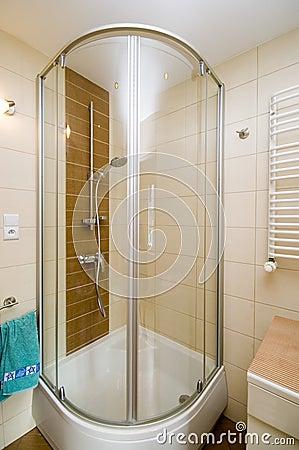 Cabine de douche luxe photos de conception de maison for Cabine de douche moderne