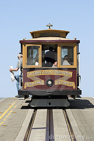 Free Cable Car In San Francisco Stock Photos - 2661503