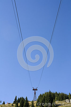 Cable car installation
