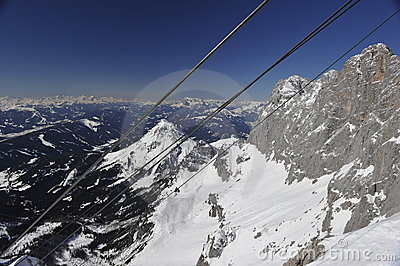 Cable Car's Ropes