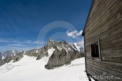Cable Car Station - Chamonix, France