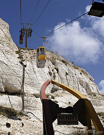 Cable Cars at Grotto
