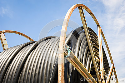Cable drum